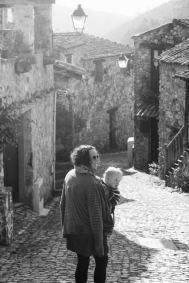 Casal de São Simão, Schist village