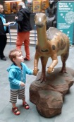 Chaos loves Dinosaurs
