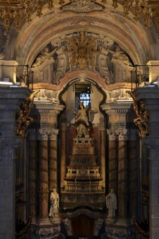 Clérigos Church, Porto