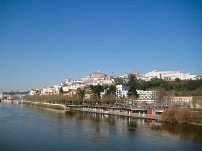 Mondego River, Coimbra