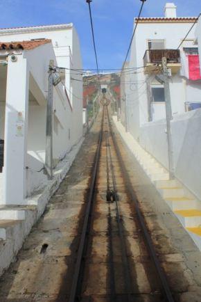 Nazare, funicular