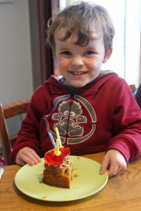 Happy Birthday Caleb!