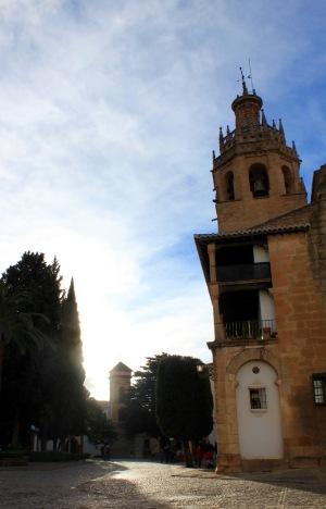 Plaza Pedro Perez, Ronda
