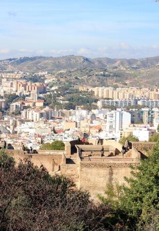 castillo-view