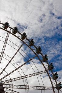 Big Wheel Malaga Andalucia