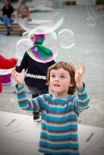 Bubbles, Malaga Port Andalucia