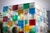 El Cubo Muello Uno Malaga Andalucia