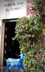 El Pimpi Malaga Andalucia