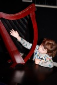 Harp Music museum Malaga Andalucia