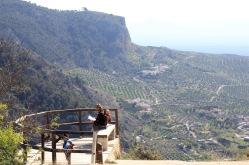 Mirador Ruta del Gollizno Andalucia