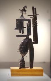 Sculpture Pompidou Malaga Andalucia