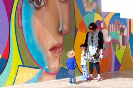 Street Art Malaga Andalucia