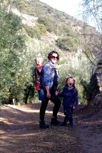 Walking & Hiking With Children Keep the Walk FUN!