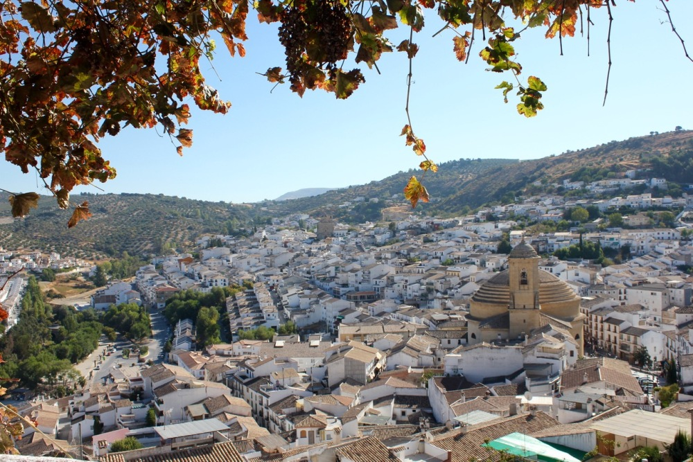 Iglesia de la Encarnacion Montefrio Andalucia
