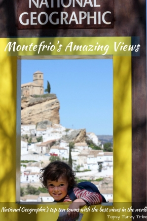 Montefrio Andalucia, Granada Province, one of National Geographic's top ten towns with the best views in the world. Andalucia, Spain by Topsy Turvy Tribe