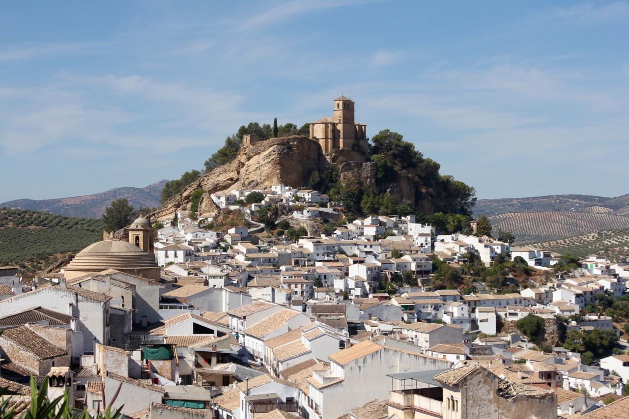 Montefrio Andalucia Spain