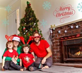 Merry Christmas 2018, Topsy Turvy Tribe